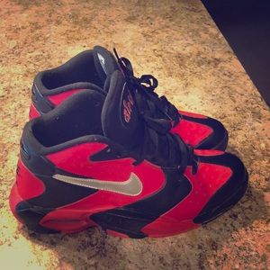 Size 10 Nike Air Up's 14'